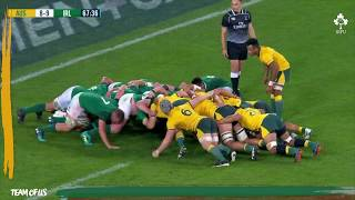 Ireland Down Under: Australia v Ireland First Test Highlights