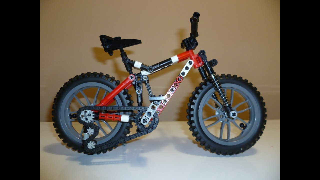 Lego Technic Specialized Safire Mountain Bike Model Mtb Bicycle