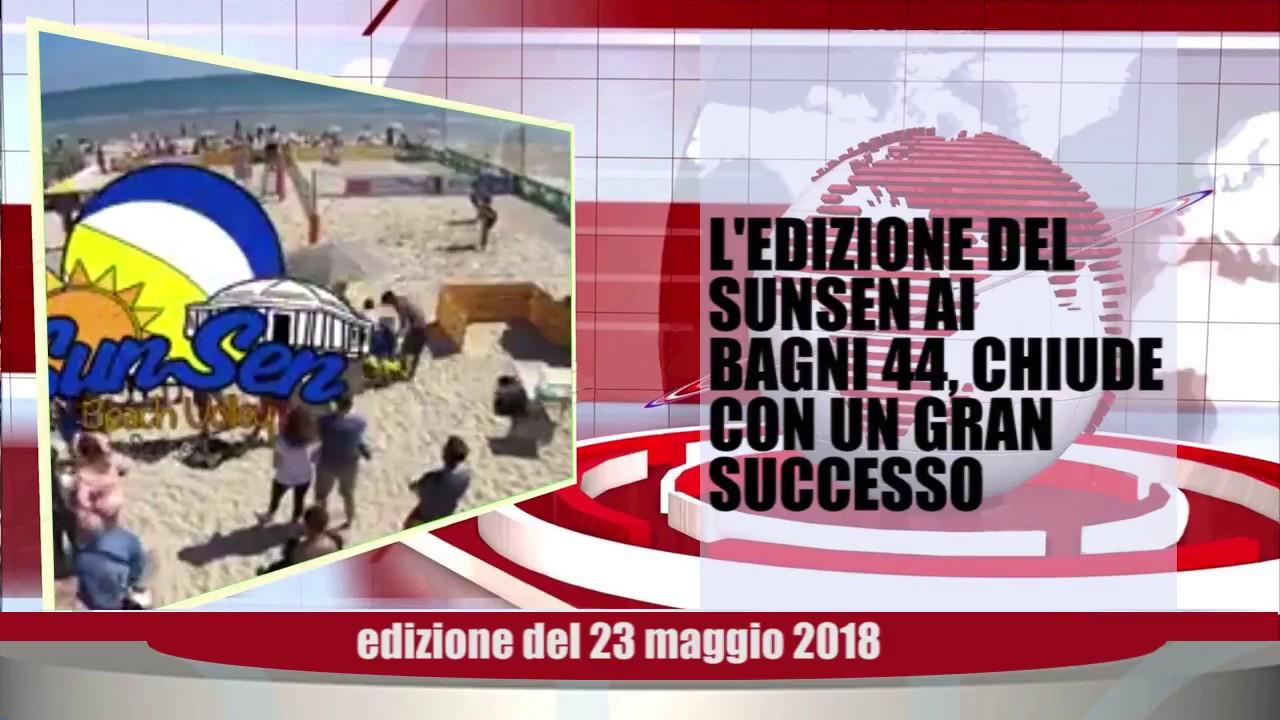 Velluto Notizie Web Tv Senigallia Ed  23 05 2018