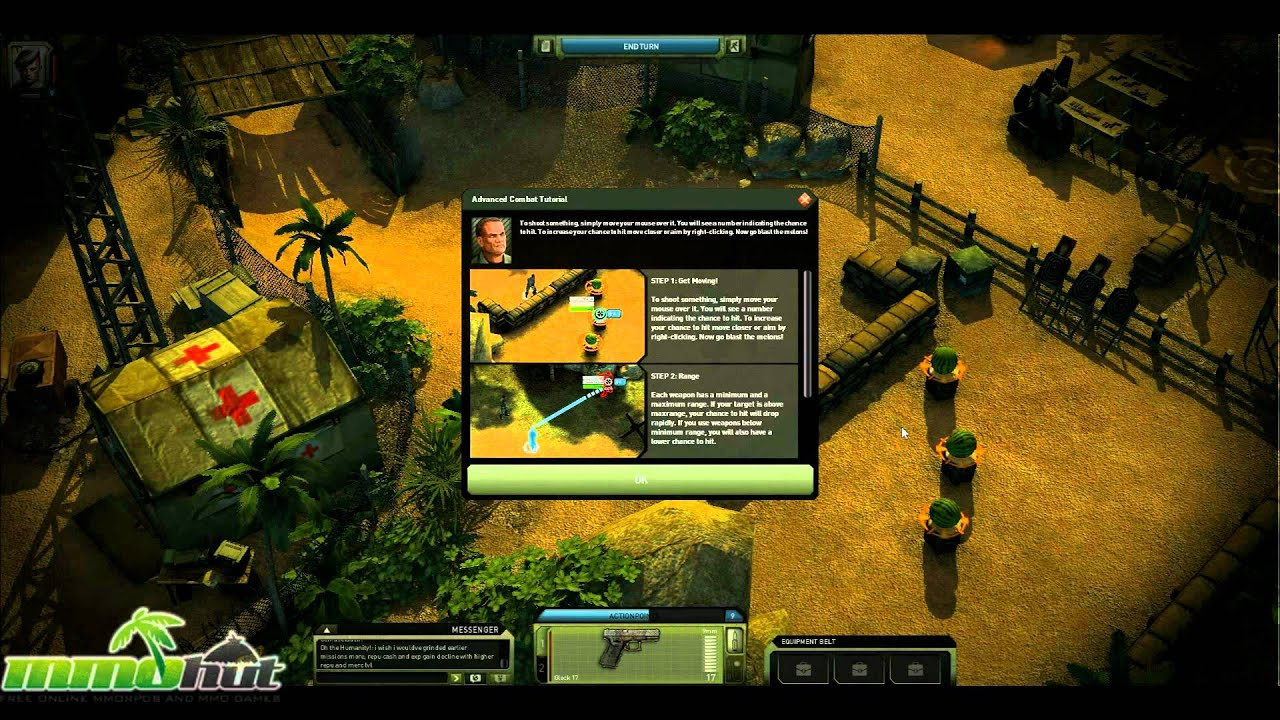 Jagged Alliance Online Gameplay - First Look HD - YouTube