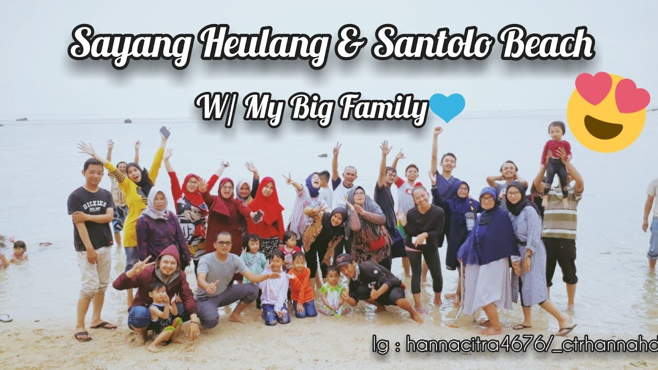SANTOLO BEACH (Pameungpeuk, Garut) #HolidayWithFamily ...