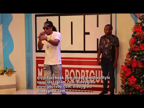 Diddy Glow -Freestyle Picante en el Programa BOX ©2017 The Orchard/Sony Music