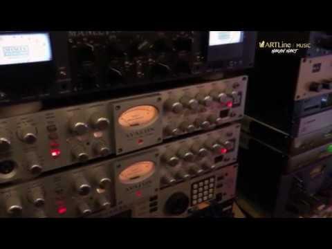 MASTERING SESSION -Artline Mastering Studio 1 mastering session at ARTLINE Mastering Hakan NART