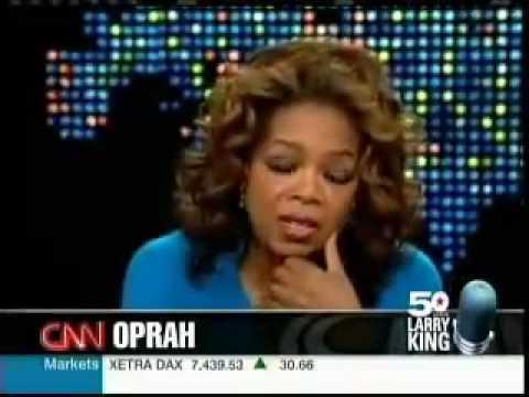 """Oprah Tells How She Used """"The Secret"""""""