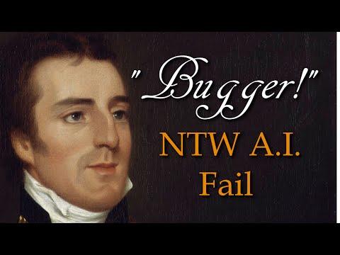 My Smidgen Less Than Perfect Battle - By the Duke of Wellington (Napoleon A.I. Fail)