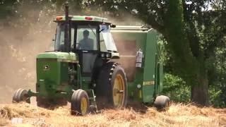 Making Hay in Missouri