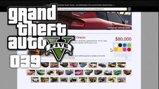 Let's Play GTA 5 #039 - Trevor brauchtn neues Auto..! [blind/deutsch/HD]