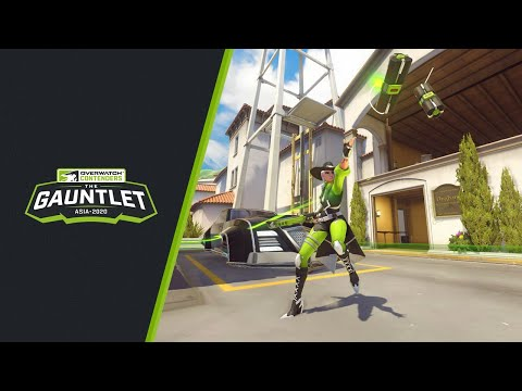 Runaway vs Gen G - Overwatch Contenders - Map 4
