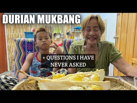 Download VLOG #225 : DURIAN MUKBANG + QUESTIONS I HAVE NEVER ASKED WITH WAKO