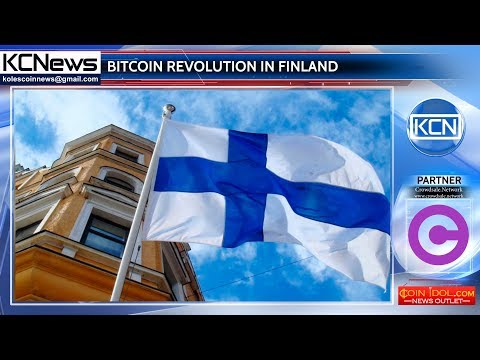 Revolutionary Bitcoin system in Finland