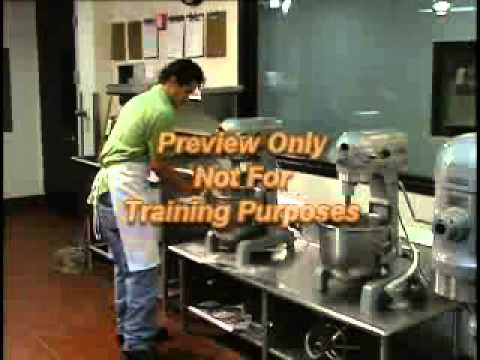 Safety Orientation for Foodservice (Spanish) - Updated 2014