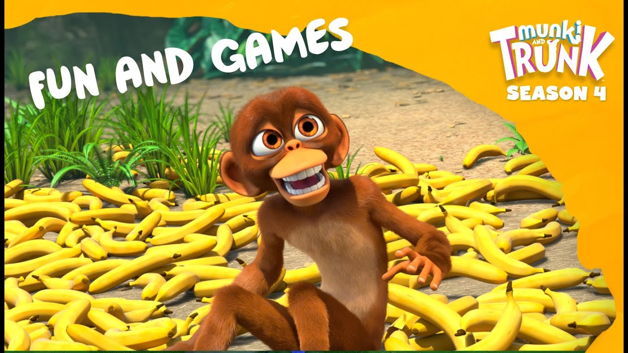 Download Fun and Games – Munki and Trunk Thematic Compilation #5