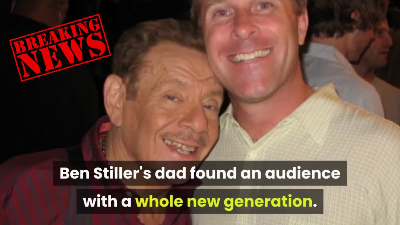 Jerry Stiller, '60s comedy legend who found renewed fame on ...