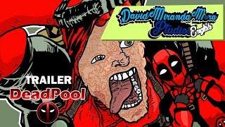 Deadpool | Red Band Trailer [HD] | 20th Century FOX/Animated Parody