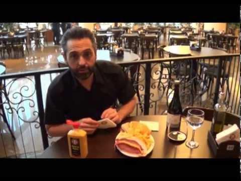 Hocca Bar - do seu jeito - Lanche de Mortadela