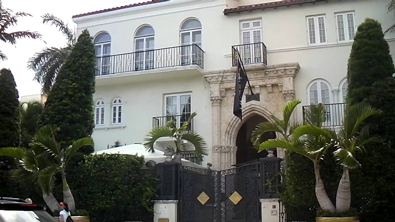 Versace Mansion Casa Casuarina in South Beach Miami 2011