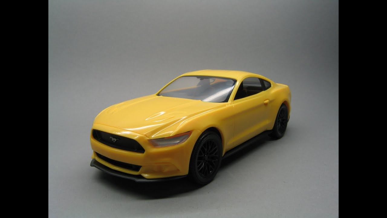 Revell2015 ford mustang gt part 1