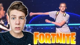 THE DANCES OF FORTNITE IN REAL LIFE!!