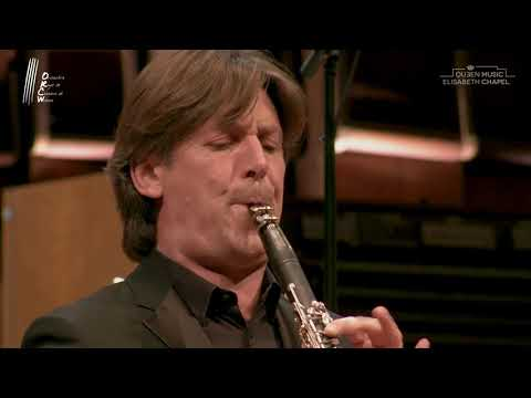 Mozart - Concerto pour clarinette KV 622 - ORCW, Paul Meyer, direction et clarinette