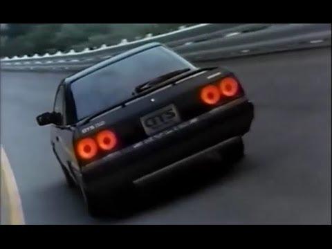 なつかしい車のCM 1986年 Part 5 旧車CM
