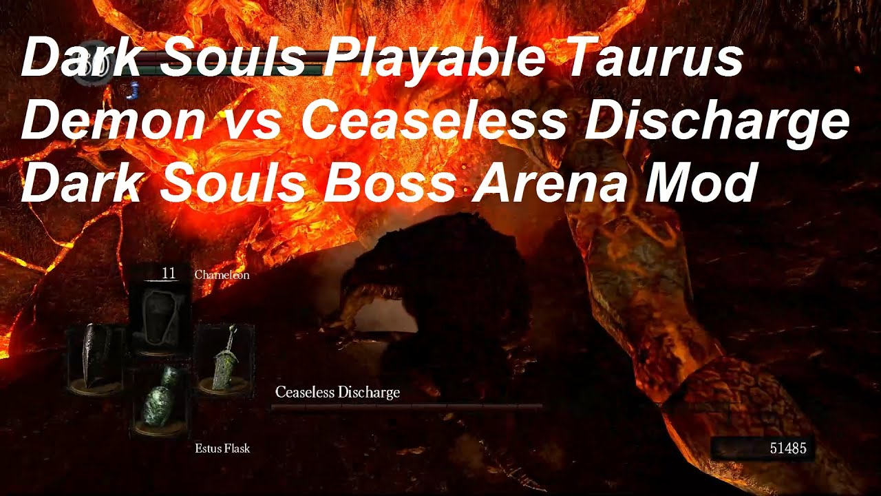 Demon vs Ceaseless...