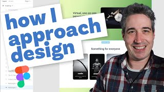 From idea to layout: How I approach designing a site