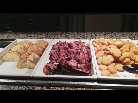 Colazione a buffet all'hotel Kyriad Disneyland Paris