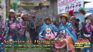 ¨Amantes de Huancayo¨ Mix Chonguinadas 2015