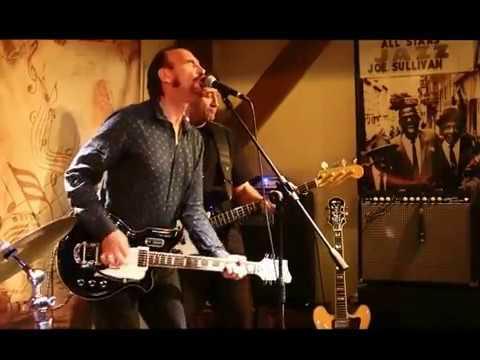Phil Shoenfelt & Southern Cross ( Jazz Club Teplice )