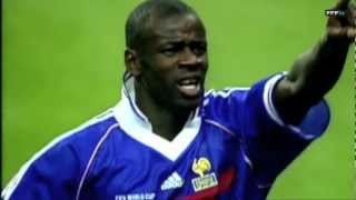 Lilian Thuram : monsieur le recordman