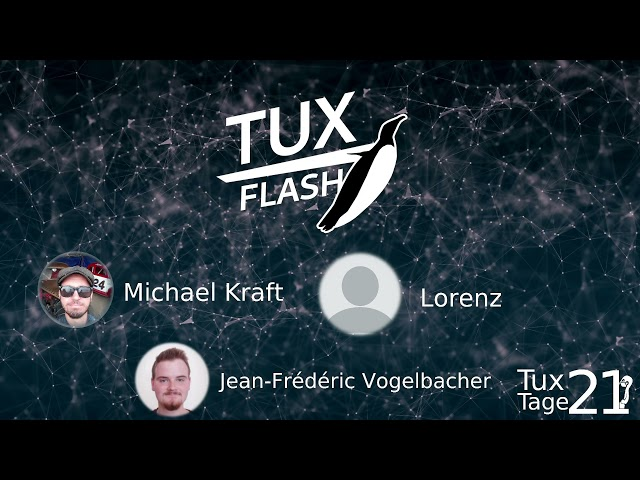 Podcast: Tux Flash - April 2021