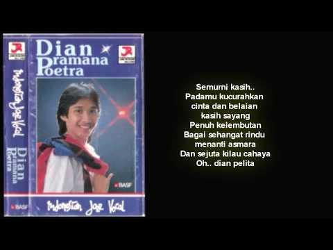 Dian Pramana Poetra -  Semurni Kasih (Lirik)