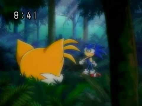 how sonic and tails meet in