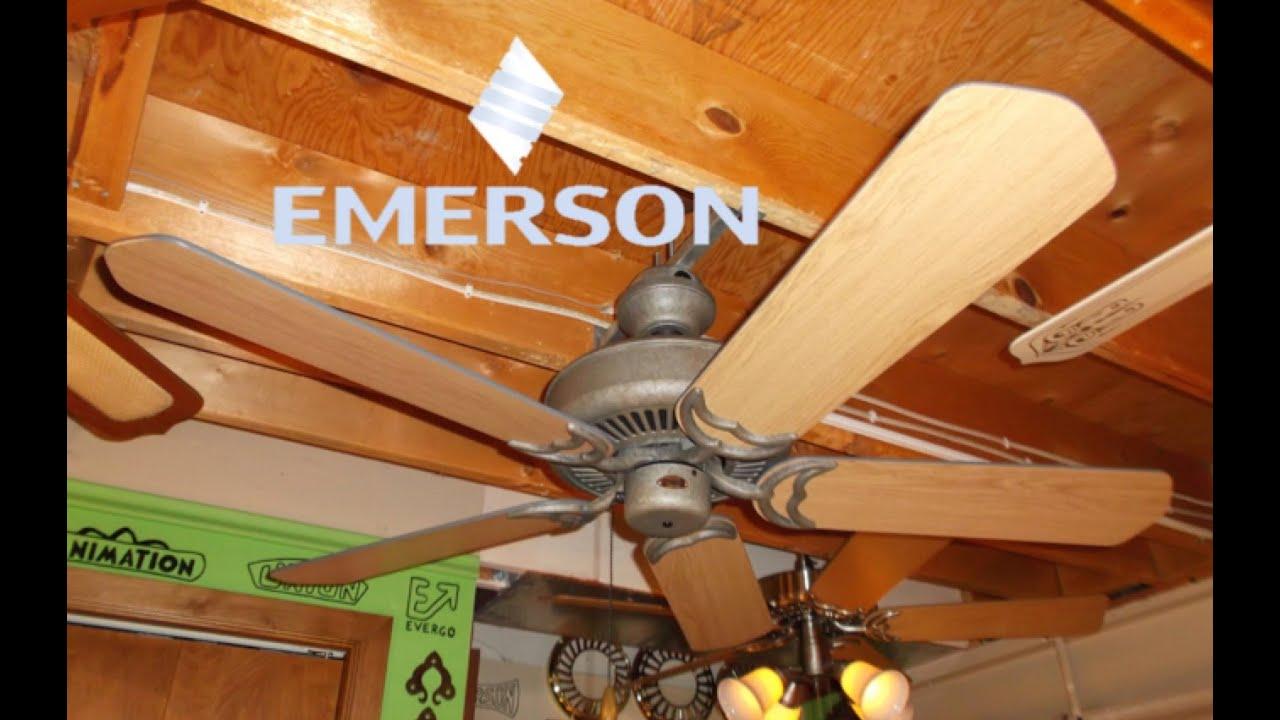 Emerson Designer Ceiling Fan