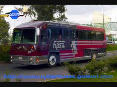 autobuses Fletes y Pasajes S.A de C.V FYPSA OAXACA MEXICO 2010