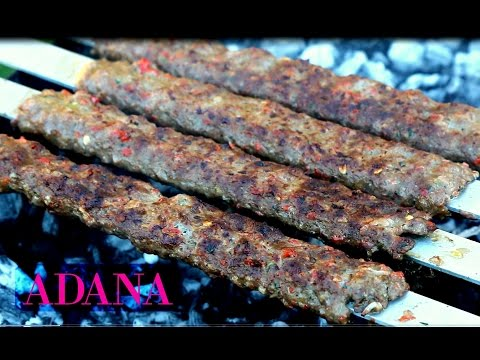 Adana Kebab Turkish BBQ by International Cuisine