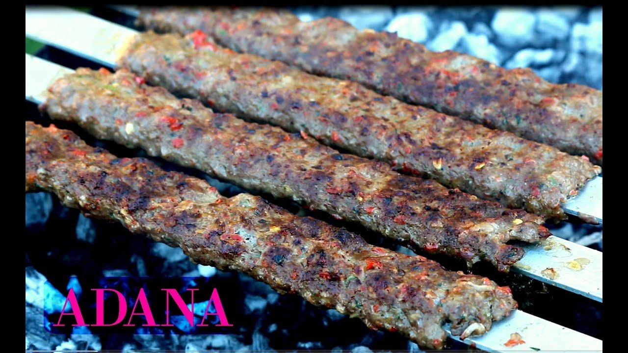 Adana Kebab Recipe _ HOW TO Make Turkish Adana kebab