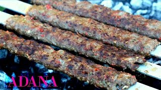 Adana Kebab Recipe _ HOW TO Make Turkish Adana kebab