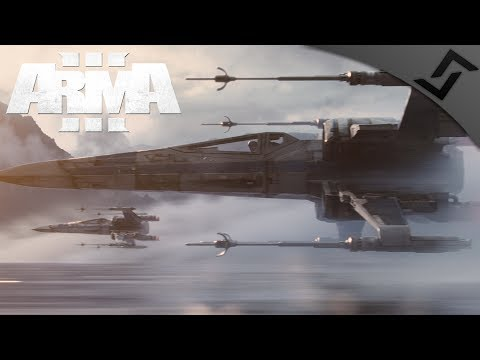 Vehicle & Starship Overview - ArmA 3 Star Wars: Opposition Mod Gameplay 1440p60