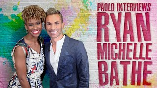 "FUN Interview with Ryan Michelle Bathe of ""First Wives Club""!"