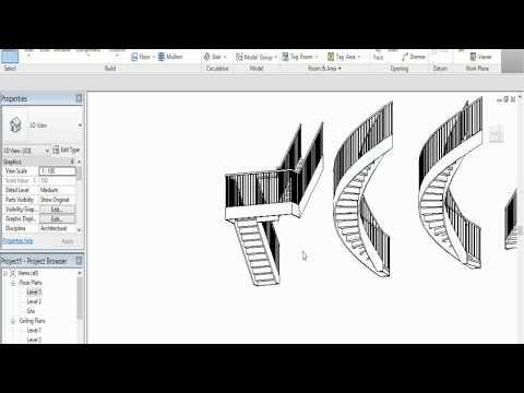 Hướng dẫn cơ bản Revit Architecture ( Bài 9 ) - WeArrt - Nơi làm việc, học tập và hợp tác Revit
