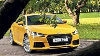 видео Audi TTS 2014 технические характеристики нового купе