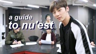 an (un)helpful guide to NU'EST