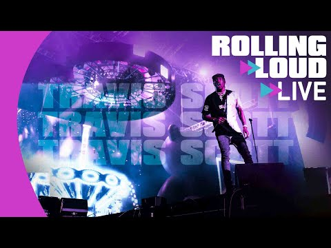 Travis Scott - Stargazing LIVE @ Rolling Loud Miami 2019