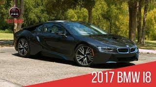 2017 BMW i8 Test Drive