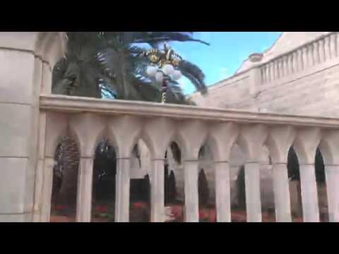 💥💥Beautiful Baha'i Gardens in Haifa 🇮🇱🌿🌺 DigitalNomadFamily.com - World Traveling Family