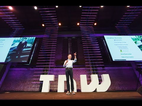 Jonathan Rochelle (Google) on Machine Learning Insights for Human Learning | TNW Conference 2017
