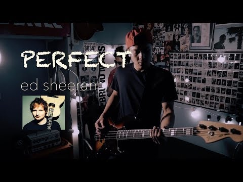Perfect - Ed Sheeran ROCK COVER by The Ultimate Heroes