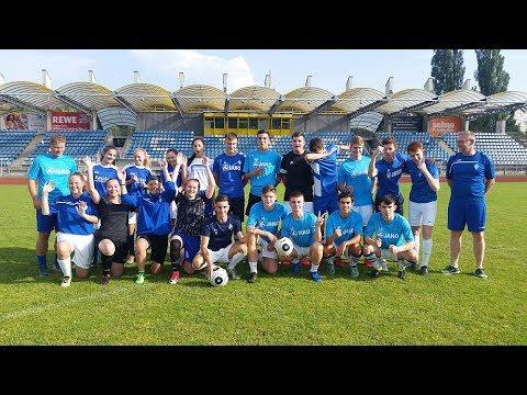 Partnerstadt-Olympiade 2017 - Die Teilnehmer aus Böblingen (11): Fußball