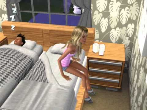 The Sims 3 - A teenage pregnancy story